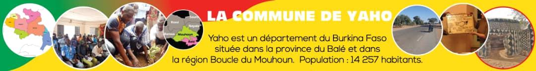YAHO – Site web de la commune